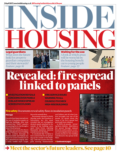 Inside Housing Digital Edition - 13 April 2017