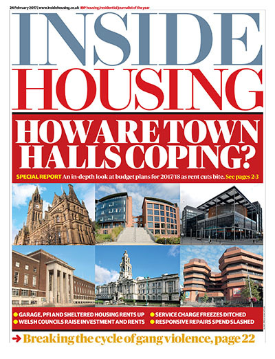 Inside Housing Digital Edition - 24 February 2017