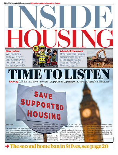 Inside Housing Digital Edition - 5 May 2017