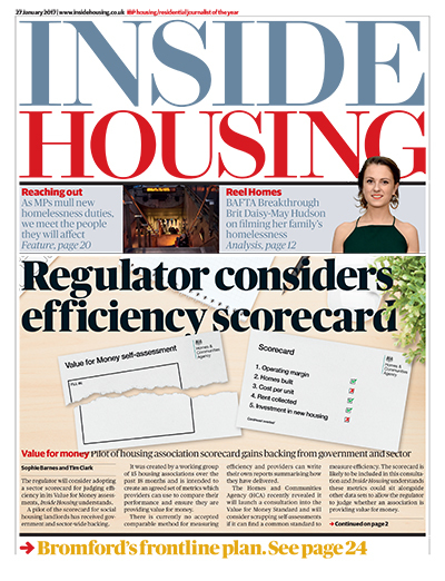Inside Housing Digital Edition - 27 January 2017