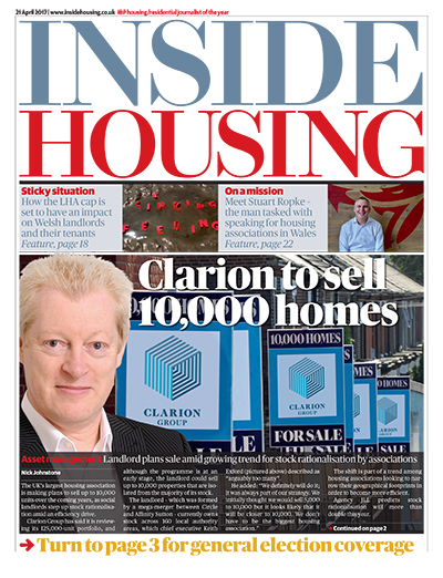 Inside Housing Digital Edition - 21 April 2017