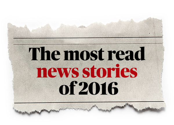 Inside Housing's most read news stories of 2016