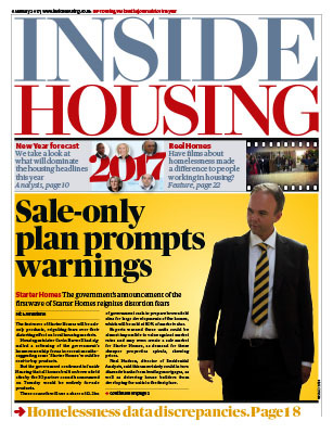 Inside Housing Digital Edition - 6 January 2017