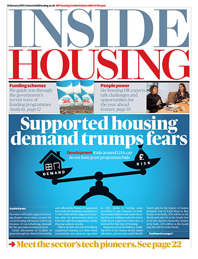 Inside Housing Digital Edition - 13 January 2017