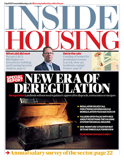 Inside Housing Digital Edition - 07 April 2017