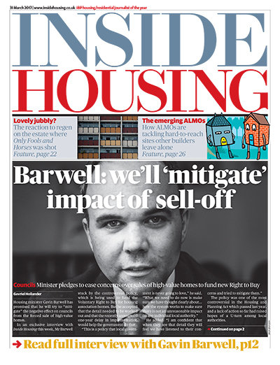 Inside Housing Digital Edition - 31 March 2017