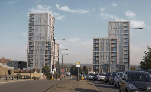 Sadiq Khan calls in two housing schemes