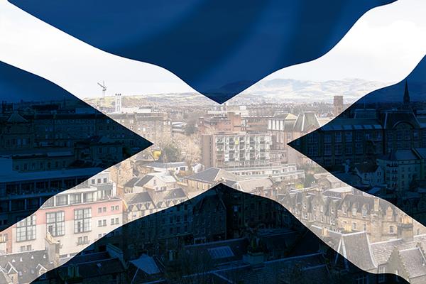 Scottish leaders' list