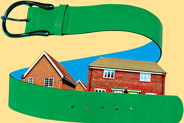 Is it time to unbuckle the green belt?