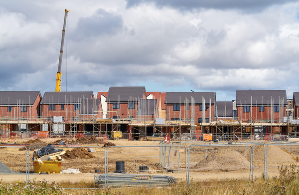 Housing construction sees record fall in April