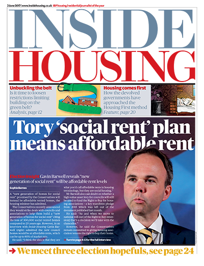 Inside Housing Digital Edition - 02 June 2017