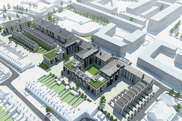 Aberdeen Asset Management buys £100m Bath resi site