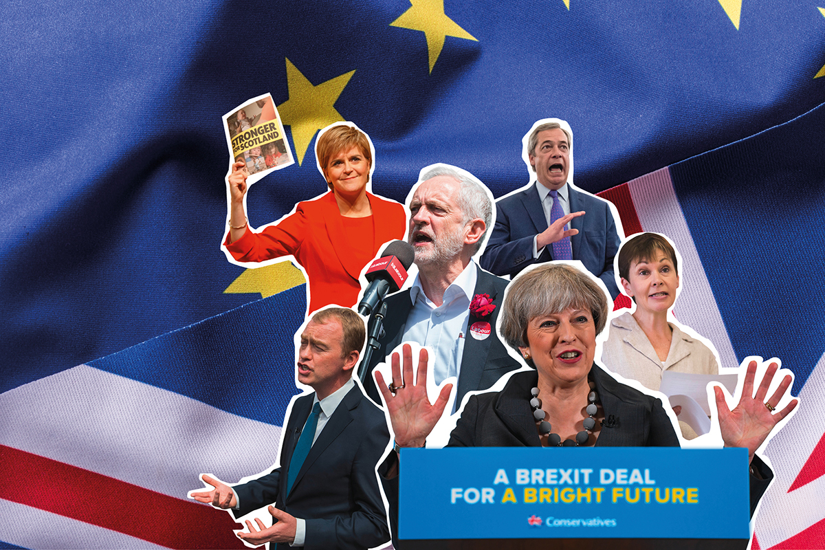 Brexit vote: one year on