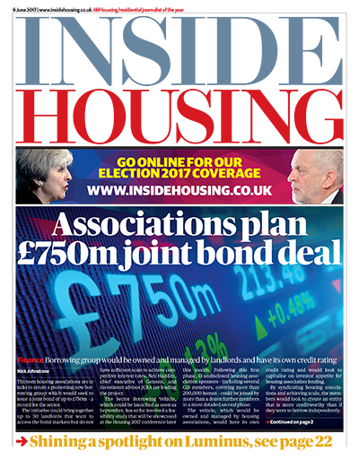 Inside Housing Digital Edition - 09 June 2017