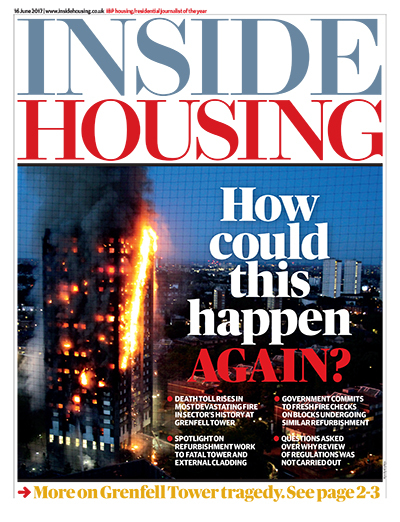 Inside Housing Digital Edition - 16 June 2017