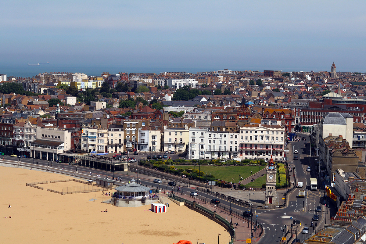 Heaven Kent? : Margate's regeneration