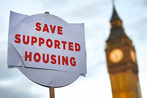 A two-year U-turn: the rise and fall of the LHA cap