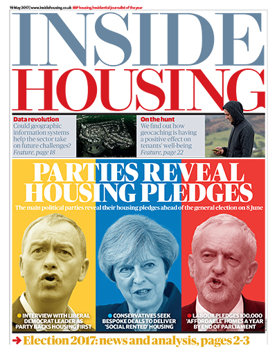 Inside Housing Digital Edition - 19 May 2017