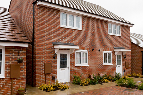 A Bromsgrove District Housing Trust home