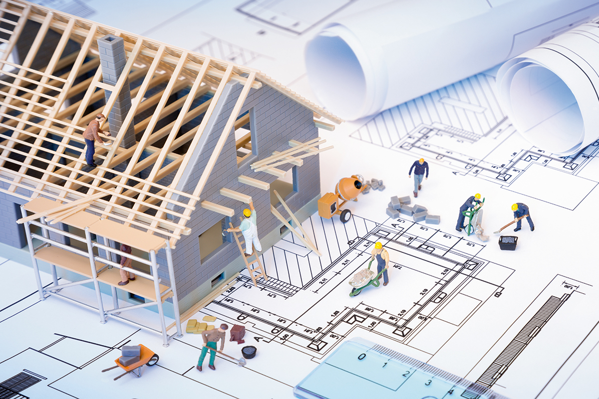 Holistic approach to housebuilding