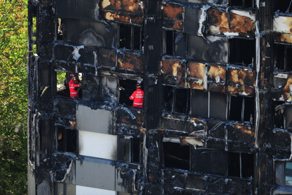 Grenfell cladding was not risk assessed despite LFB warning