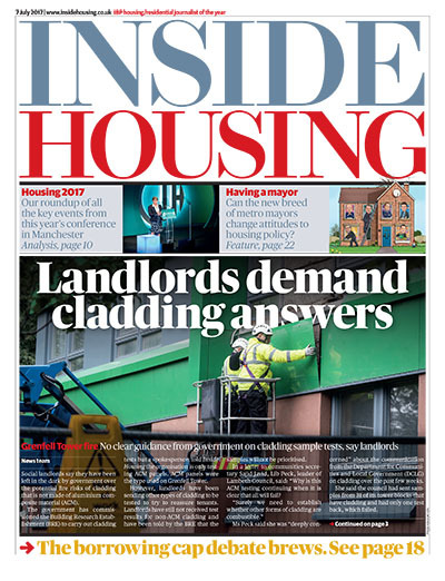 Inside Housing Digital Edition - 07 July 2017