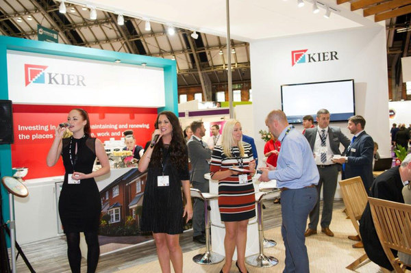 Kier unveils service model transformation at CIH