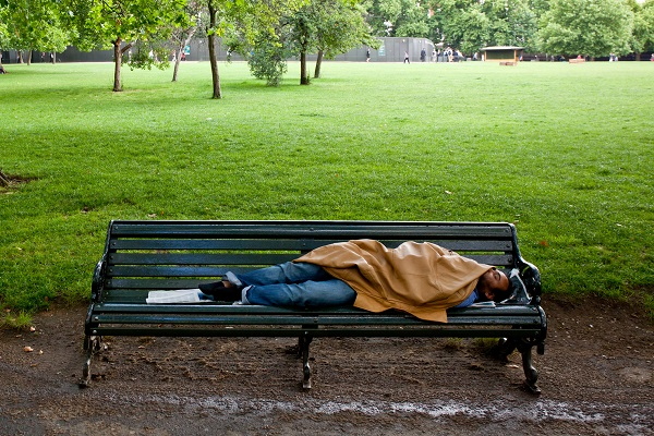 Homelessness among vulnerable groups being sidelined, says APPG