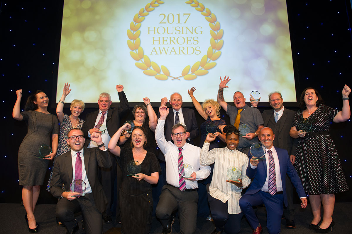 Meet the Housing Heroes 2017 winners