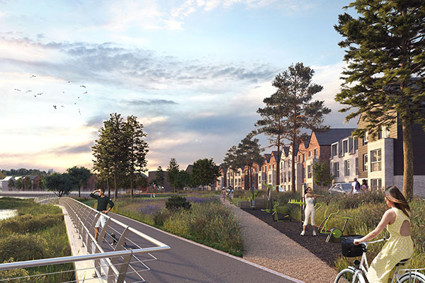 Hyde seeks planning approval for £400m Kent regeneration