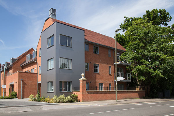 Apartments at TVHA's Woodbridge scheme in Frimley