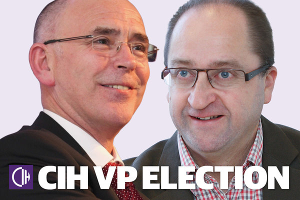 CIH VP election candidates make their pitch