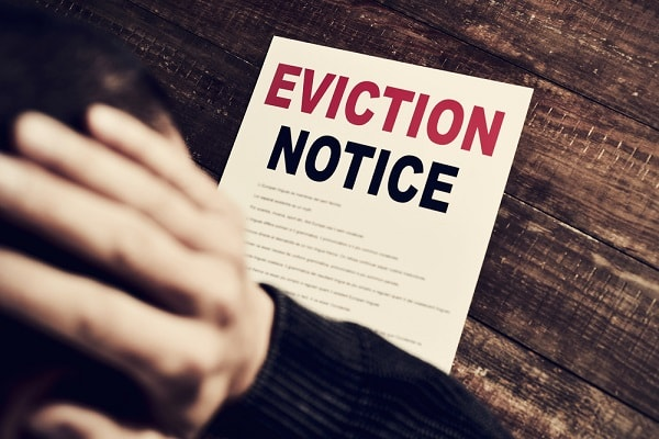 Morning Briefing: evictions soar
