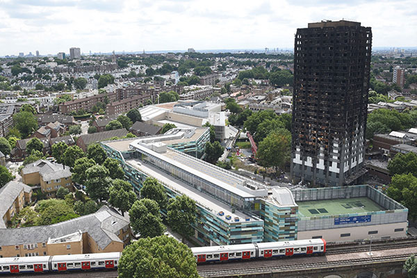 Morning Briefing: Grenfell judge meets residents