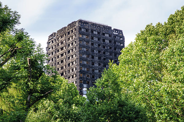 Morning Briefing: Grenfell cladding fails new test