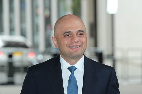 Council made 'official request' for funding ahead of Javid statement