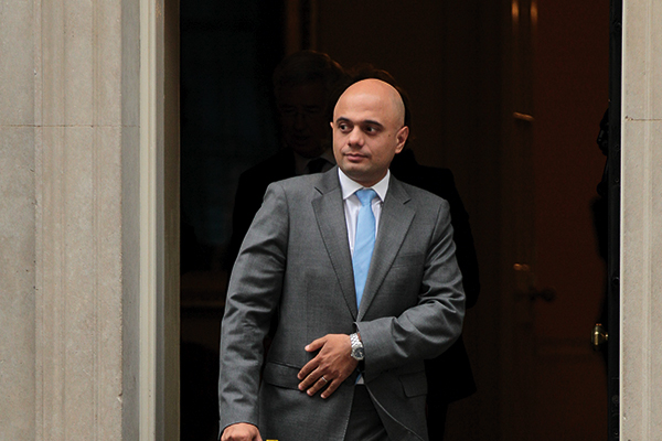 Javid 'not aware' councils had asked for funding on fire safety works