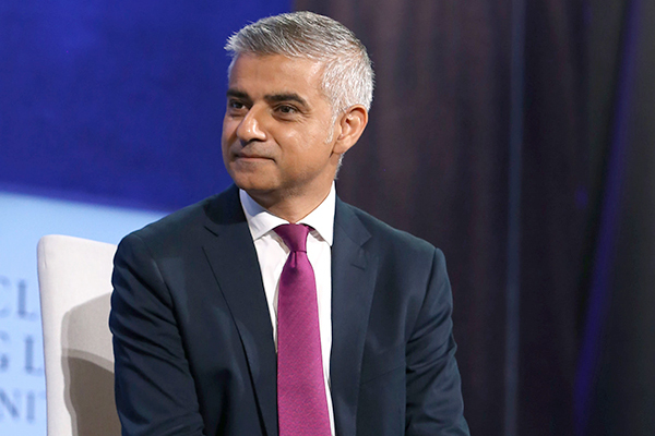Khan vows to make mayoral election a 'referendum on rent controls'