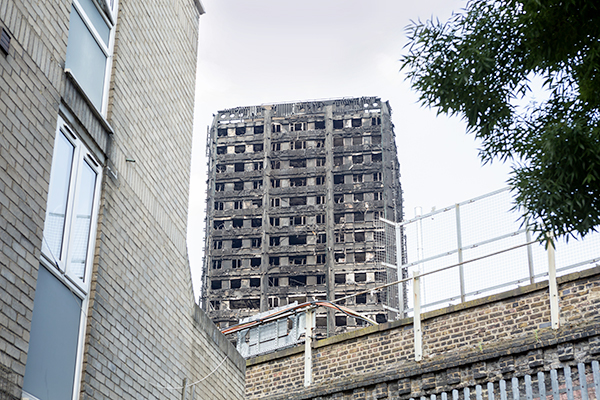 Independent report: response to Grenfell 'disjointed and rudderless'