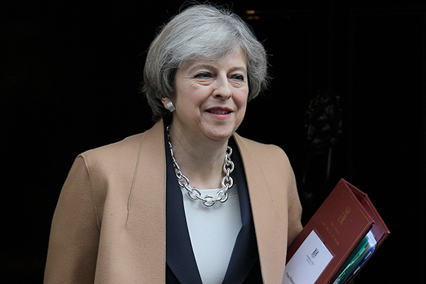 May pledges £2bn to 'long-term partnerships' with housing associations