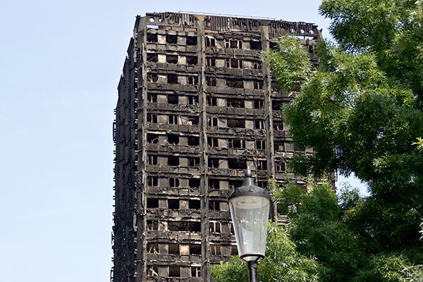 Grenfell Tower judge makes inquiry recommendations to PM