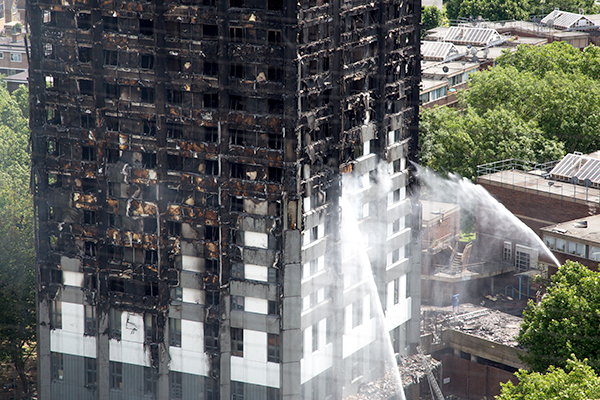 Grenfell inquiry will focus on cause and spread of fire