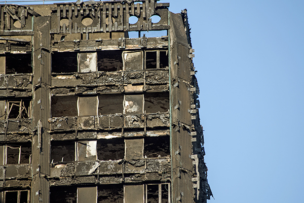 Manufacturer responds to revelations over Grenfell cladding