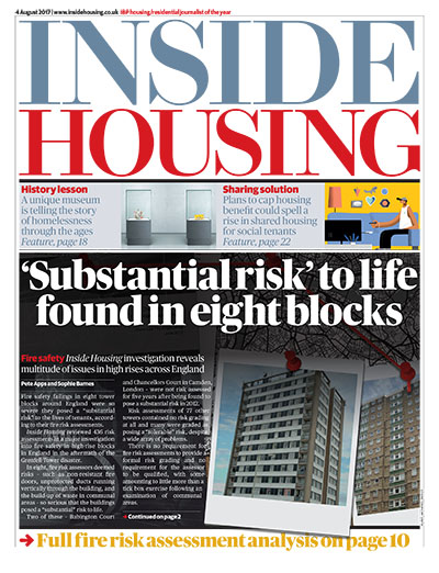 Inside Housing Digital Edition - 4 August 2017