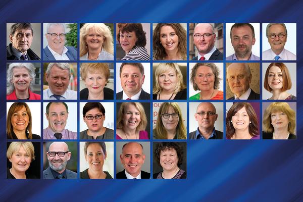 The Scottish Leaders List