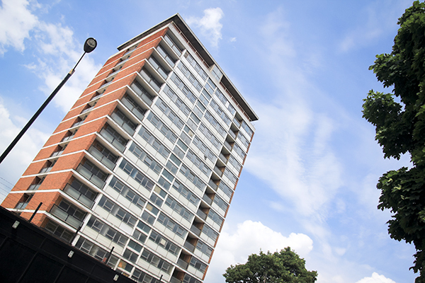 No government funding for councils to take action against private tower block landlords