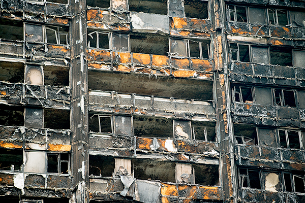 Grenfell survivor family 'unable to cook in emergency accommodation'