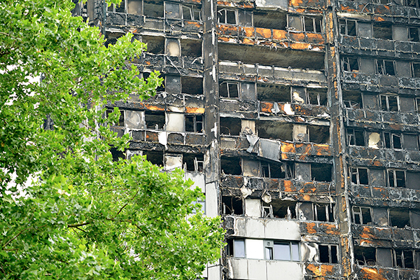 Grenfell Tower management refuses to release fire risk assessments