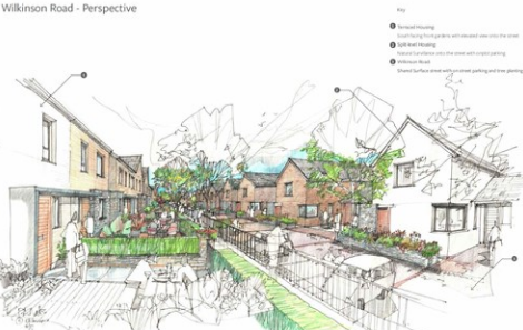 Clarion matches estates regeneration funding to support £22m Plymouth plan