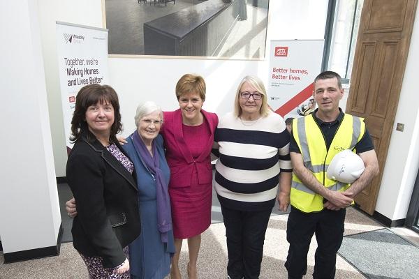 Wheatley borrows £65m from Scottish banks